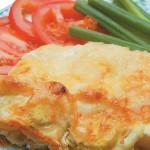 Картофельная запеканка с сыром и яйцами (фоторецепт)