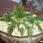 Салат крабовый (фоторецепт)